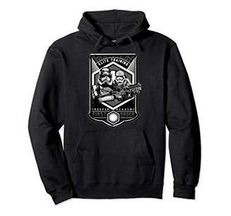 Star Wars The Force Awakens Captain Phasma First Order Pullover Hoodie