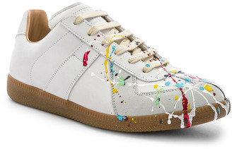 Maison Margiela Replica Low Top Painter in Off-White | FWRD