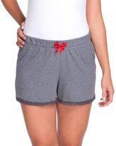 Babella 3097 women's patterned pyjama shorts with stripes regular