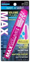 Wet n Wild Max Volume Plus Waterproof Mascara - .27 oz