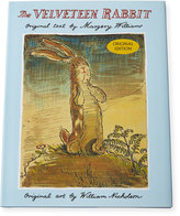 Yottoy The Velveteen Rabbit Hardcover Book