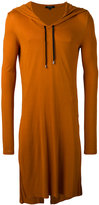 Unconditional hooded tails T-shirt - men - Rayon - XS