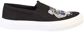 Kenzo Tiger Slip-On Sneakers