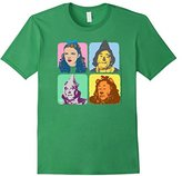 Ripple Junction Wizard of Oz Pop Art 4 Main Characters
