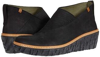 El Naturalista Myth Yggdrasil N5131F (Black) Women's Shoes