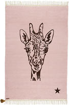 Varanassi Giraffe cotton carpet