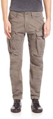 G Star Tapered Pants with Cargo Pockets