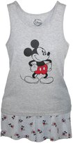 Disney Mickey Mouse Tank and Shorts Pajama Set, XL