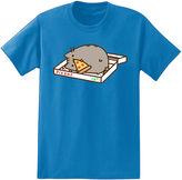 Novelty T-Shirts Pusheen Pizza Box T-Shirt