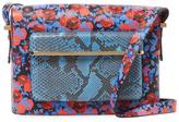 Mary Katrantzou Floral Leather Crossbody Bag