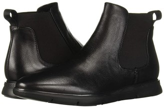 Kenneth Cole New York Dover Chelsea (Black) Men's Shoes