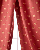 "Sweet Dreams Imperial Dragonfly Curtain, 108""L"