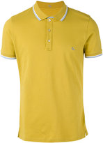 Fay polo shirt - men - Cotton/Spandex/Elastane - M