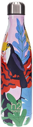 Hydro2 Togo Vacuum Double Wall Stainless Steel Water Bottle 750ml Toucan