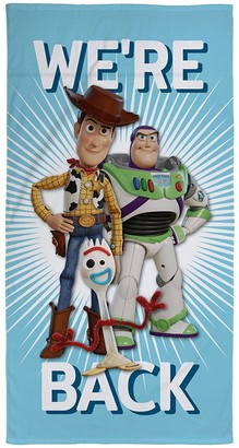 Toy Story Were Back Towel