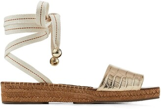 Jimmy Choo Aisha 30 espadrille sandals