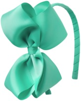 Crazy 8 Bow Headband