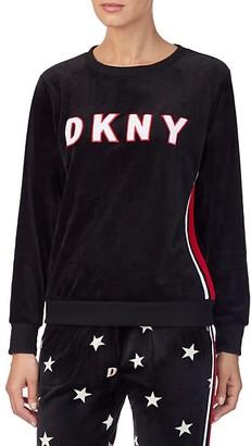 DKNY Graphic Crewneck Sweatshirt