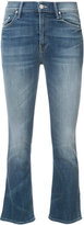 Mother Double Trouble jeans - women - Cotton/Polyester/Spandex/Elastane - 24