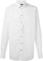 Dolce & Gabbana polka dot print shirt