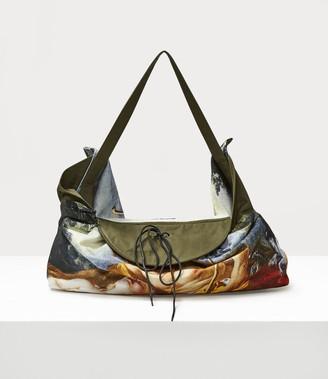 Vivienne Westwood Andy Small Gipsy Bag Shepherdess Print
