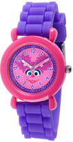 Sesame Street Girls Purple Strap Watch-Wss000033