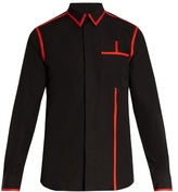 Givenchy Colour-block cotton shirt