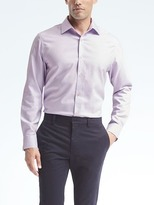 Banana Republic Classic-Fit Non-Iron Stretch Solid Shirt