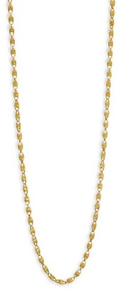 """Marco Bicego Lucia 18K Yellow Gold Long Link Necklace/36"""""""