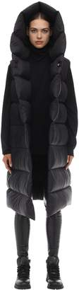 Rick Owens LONG DOWN VEST
