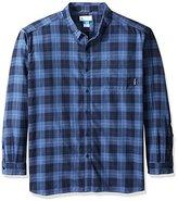 Columbia Men's Big Vapor Ridge Iii Big Long Sleeve Shirt
