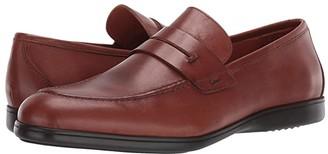 Gentle Souls by Kenneth Cole Stuart Penny (Cognac) Men's Shoes