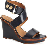 Calvin Klein Women's Pernina Wedge Sandals