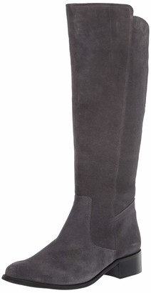 Driver Club USA Women's Leather Luxury High Top Riding Boot Knee