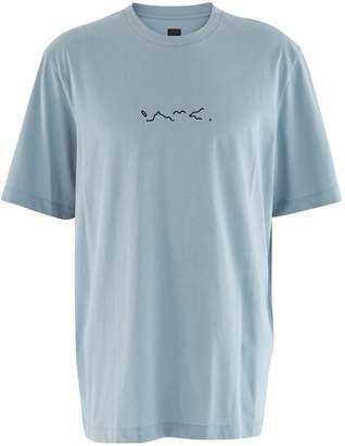 Oamc Foulard Patch t-shirt