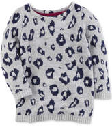 Carter's Leopard-Print Sweater, Little Girls & Big Girls