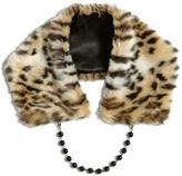 Chico's Amara Animal-Collar Scarf