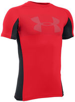 Under Armour Boys 8-20 Heat Gear Short Sleeve Tee
