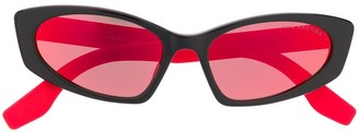 Marc Jacobs Eyewear Cat-Eye Shaped Sunglasses