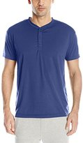 Jockey Men's Poly Span Henley
