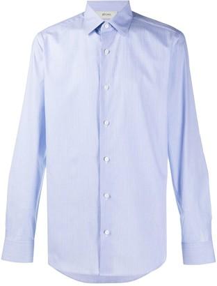 Ermenegildo Zegna Button-Up Long-Sleeved Shirt