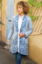 Soft Surroundings Quilted Jacket