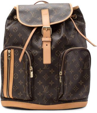 Louis Vuitton Backpack Bosphore Monogram Brown