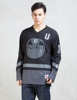 Undefeated Spoilers Hockey L/SL Jersey T-Shirt