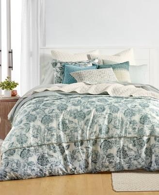 Lucky Brand Floral Batik Comforter Set