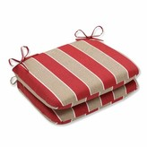 Baggett Indoor/Outdoor Dining Chair Cushion Longshore Tides