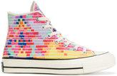 Converse X Mara Hoffman 70 hi-top sneakers