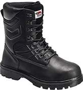 """Avenger Safety Footwear Avenger 7310 10"""" Leather Safety Toe EH Internal Met Guard High Heat Outsole Work Boot,"""