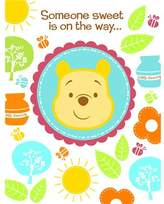 Hallmark Disney Pooh Little Hunny Bunny Baby Shower Invitations