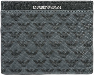 Emporio Armani Logo Credit Card Holder